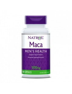 Natrol Maca 500 mg kapsule