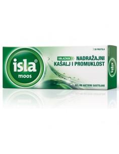 Isla Moos pastile