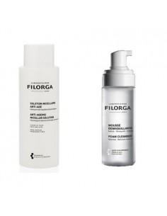 Filorga Micelarna voda za čišćenje lica + Pjena za čišćenje GRATIS