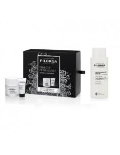 Filorga Scrub & Mask Oksigenirajuća piling maska SET + Micelarna voda za čišćenje