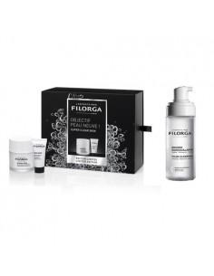 Filorga Scrub & Mask Oksigenirajuća piling maska SET + Pjena za čišćenje lica