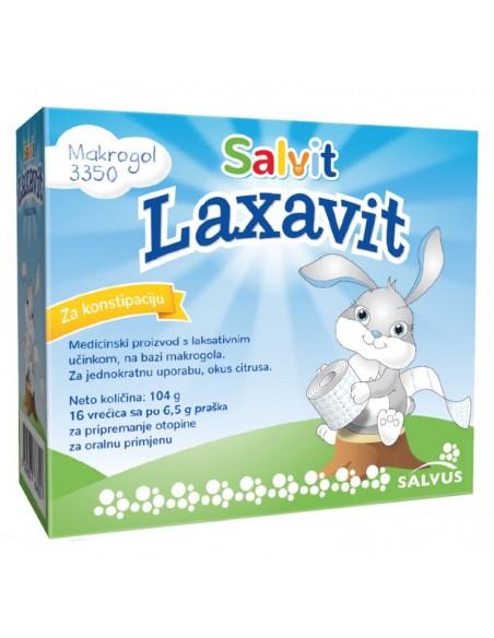 Salvit Laxavit vrećice