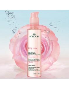 Nuxe Very Rose nježno ulje za uklanjanje šminke