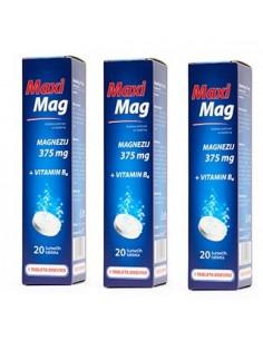 MaxiMag šumeće tablete 2+1 GRATIS