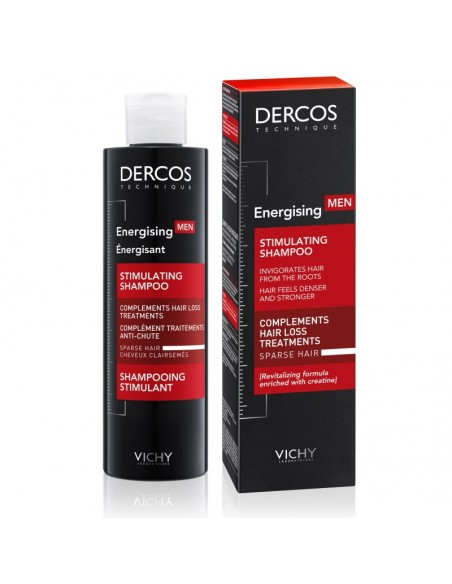 Vichy Dercos energetski šampon za muškarce