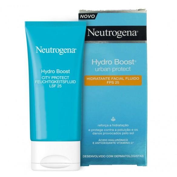 Neutrogena Hydro Boost City Shield hidratantni losion - SPF 25