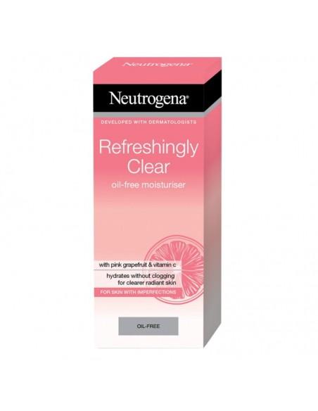 Neutrogena Refreshingly Clear hidratantna krema - bez ulja
