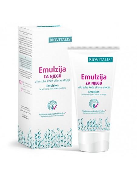 Biovitalis Emulzija za suhu kožu