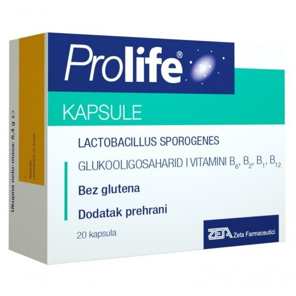 Prolife kapsule