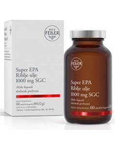 M.E.V. Feller Super EPA Riblje ulje kapsule