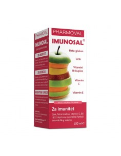 Pharmoval Imunosal tekući dodatak prehrani