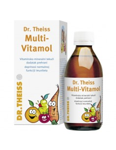 Dr. Theiss Multi-Vitamol sirup
