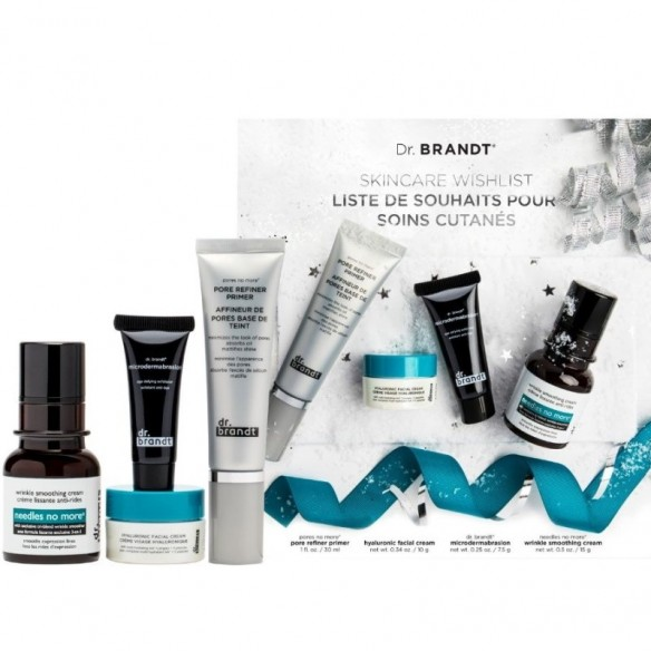 dr. brandt Set 2020 Skincare Shishlist