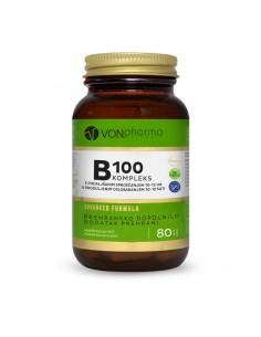 Vonpharma B kompleks 100 s produljenim oslobađanjem tablete