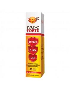 Natural Wealth Imuno Forte šumeće tablete