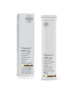 M.E.V. Feller Vitamin C 1000 mg šumeće tablete