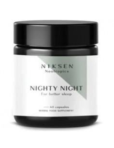 Niksen Nootropisc Nighty Night kapsule