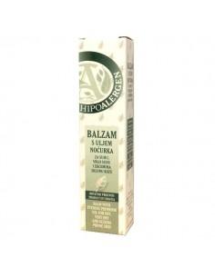 Bioaromatica Balzam s uljem nocurka za suhu, vrlo suhu i ekcemima sklonu ko