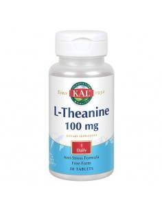 Kal L-Theanine tablete