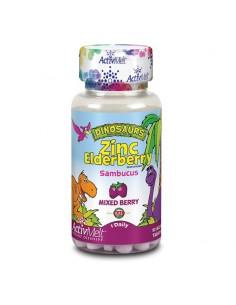 Kal Zinc Elderberry ActivMelt mikro tablete