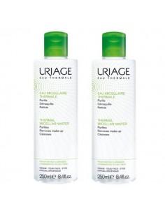 Uriage Termalna micelarna voda za čišćenje mješovite/masne kože 2x250 ml