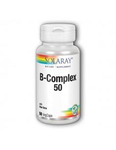 Solaray B-complex 50 kapsule