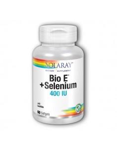 Solaray Bio E + Selen