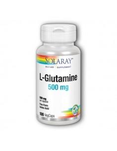 Solaray L-Glutamine kapsule