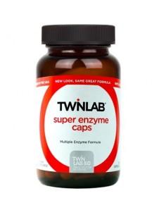 Twinlab Super Enzyme kapsule