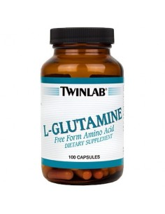 Twinlab L-Glutamin kapsule