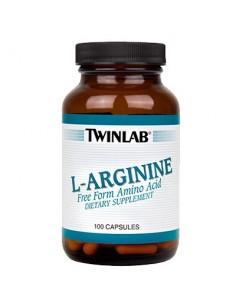 Twinlab L-Arginine kapsule