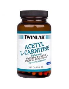 Twinlab Acetil-L-karnitin kapsule