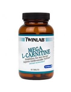 Twinlab Mega L-karnitin tablete