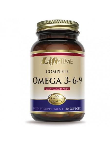 LifeTime Complete Omega 3-6-9 kapsule