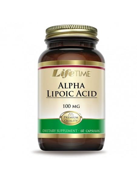 LifeTime Alfa Lipoic Acid kapsule