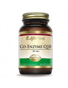 LifeTime Koenzim Q10 30mg kapsule