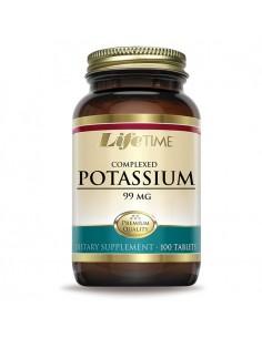 LifeTime Potassium Kalij tablete