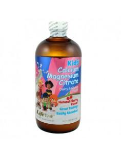 LifeTime Tekući kalcij magnezij citrat za djecu