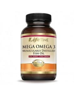 LifeTime Mega Omega 3
