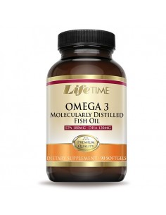 LifeTime Omega 3 kapsule