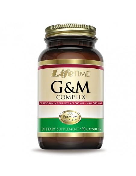 LifeTime Glucosamine MSM kapsule