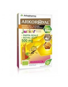 Arkopharma Arkoroyal Junior Gelee Royale BIO 500mg