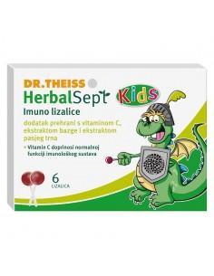 Dr. Theiss HerbalSept Kids Imuno Lizalice