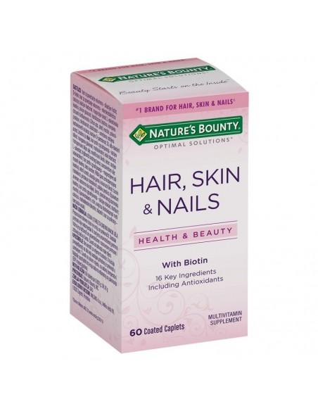 Nature's Bounty Hair, skin & nails formula tablete