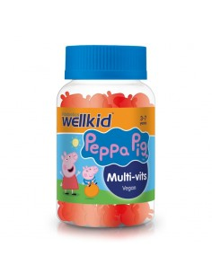 Vitabiotics Peppa Pig Multi-Vits veganske žele tablete
