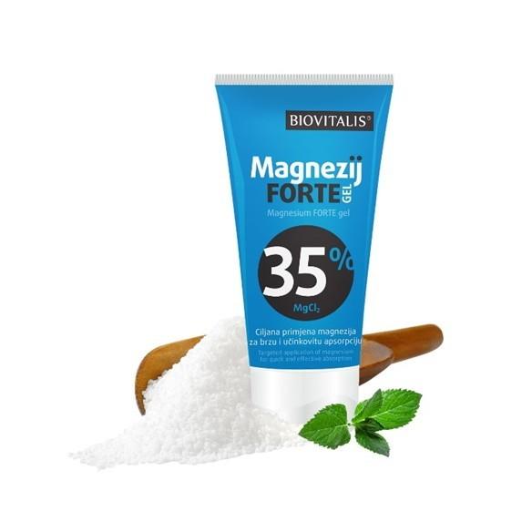 Biovitalis Magnezij forte gel 150 ml