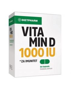 Dietpharm Vitamin D 1000 IU kapsule