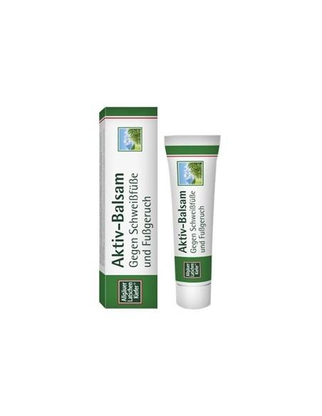 Dr. Theiss Allga San Aktiv Balzam protiv znojenja i neugodnog mirisa nogu