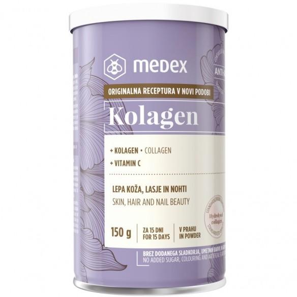 Medex Kolagen u prahu + C Vitamin
