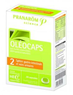 Pranarom Oleocaps 2 gastrointestinalni trakt